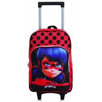 Cestovní kufr na kolečkách Kouzelná beruška