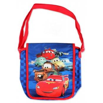 Velká taška přes rameno Auta - McQueen s kamarády