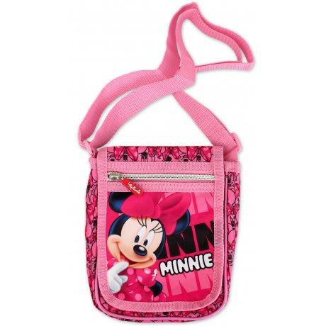 Taška přes rameno s klopou Minnie Mouse - Disney