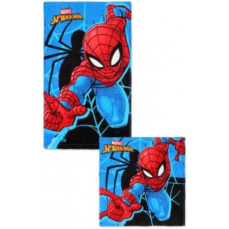 Ručník na ruce + ručníček na obličej Spiderman