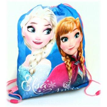 Sáček na přezůvky Ledové království - Anna & Elsa
