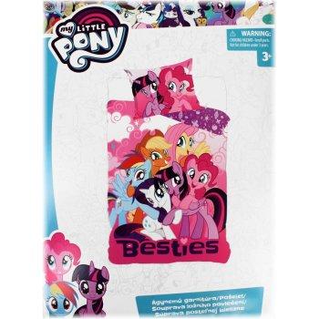 Povlečení do dětské postýlky My Little Pony