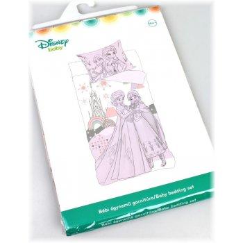 Povlečení do dětské postýlky Ledové království - Disney