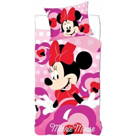 Povlečení do dětské postýlky Minnie Mouse - Disney
