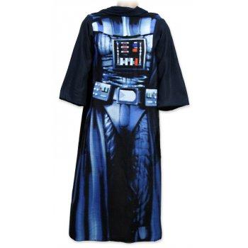 Fleecová televizní deka s rukávy Star Wars