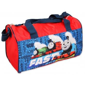 Sportovní taška Mašinka Tomáš - červená