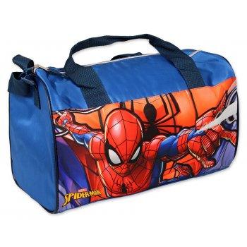 Sportovní taška Spiderman - sv. modrá