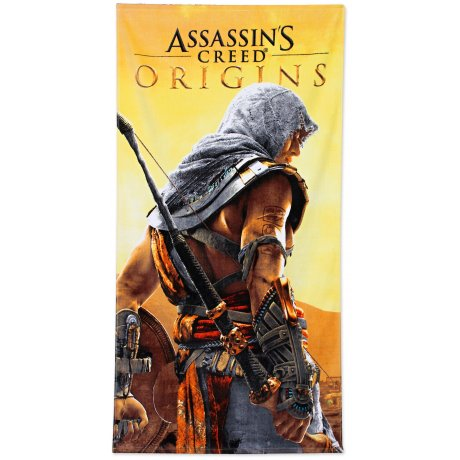 Plážová premium osuška Assassin's Creed Origins