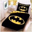 Bavlněné povlečení Batman - logo