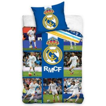 Bavlněné povlečení Real Madrid - fotografie hráčů