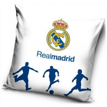 Polštář FC Real Madrid - bílý