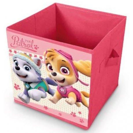Úložný box na hračky Tlapková patrola - Everest a Skye