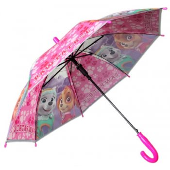 Dětský vystřelovací deštník Tlapková patrola - Skye