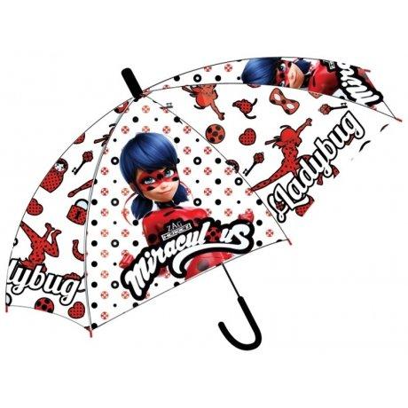 Dětský vystřelovací deštník Kouzelná beruška - Ladybug