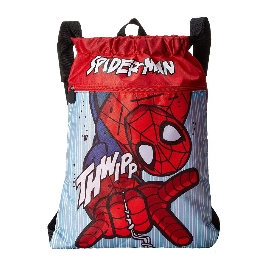 Vak na záda Spiderman
