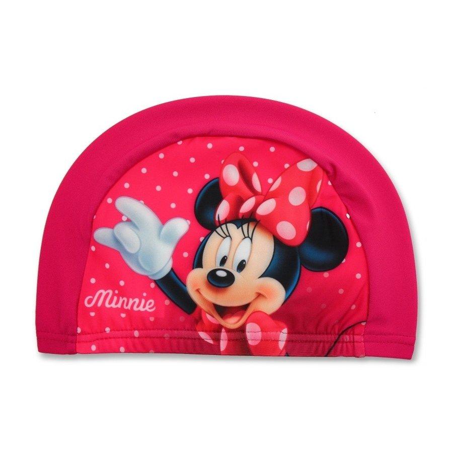 Setino · Dětská koupací čepice Minnie Mouse - růžová