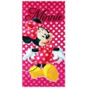Plážová osuška Minnie Mouse - puntíky