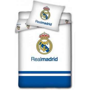 Povlečení do dětské postýlky FC Real Madrid