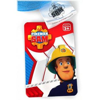 Tvarovaný polštář Požárník Sam