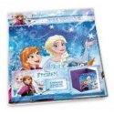 Úložný box na hračky Ledové království - Anna, Elsa a Olaf