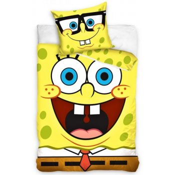 Dětské bavlněné povlečení Spongebob
