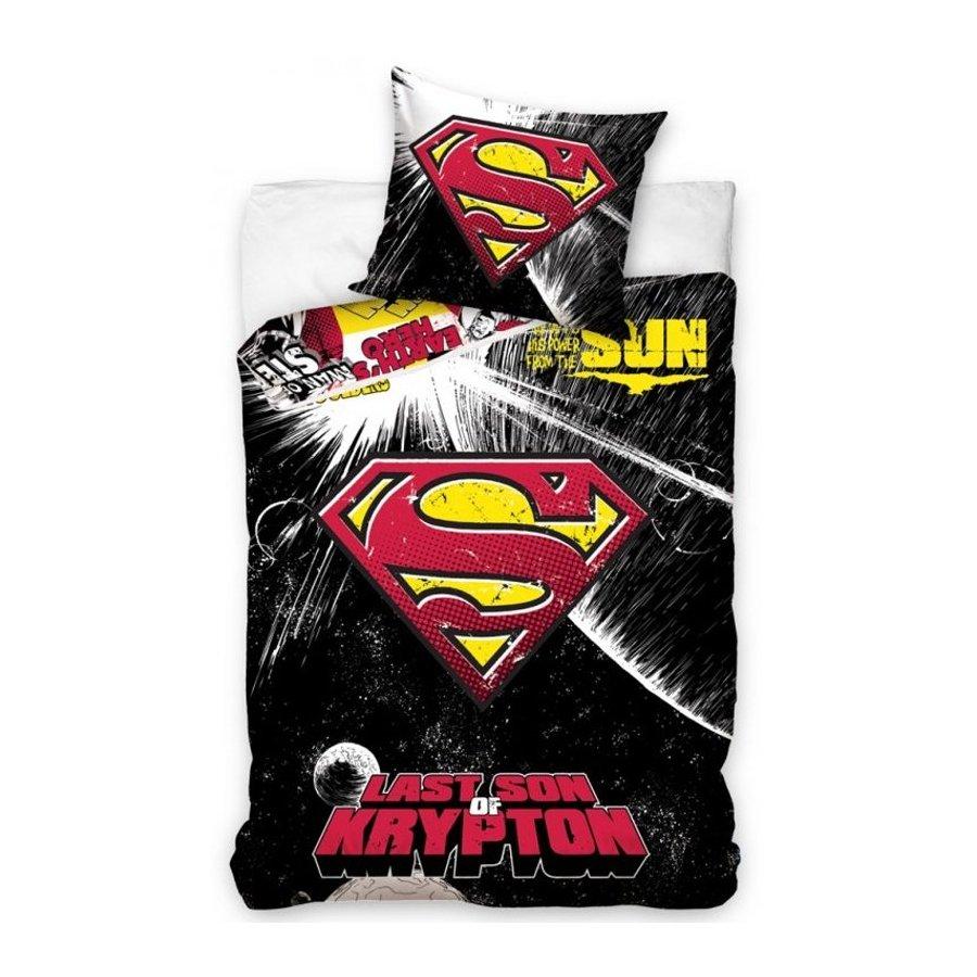 Bavlněné povlečení SUPERMAN - Last son of Krypton