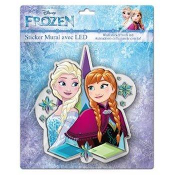 Dětská nástěnná lampička Ledové království - Frozen