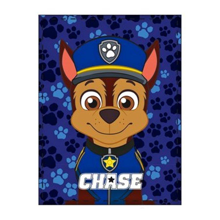 Dětská deka coral fleece Tlapková patrola - Chase
