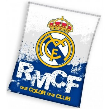 Deka coral fleece FC Real Madrid - RMCF