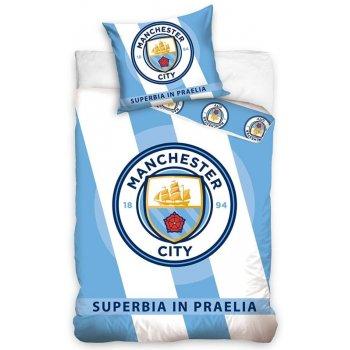 Bavlněné povlečení Manchester City FC - Superbia in Praelia