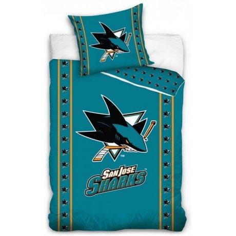 Hokejové povlečení NHL San Jose Sharks
