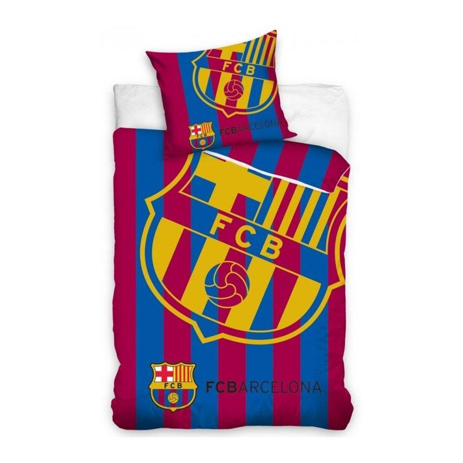 Bavlněné povlečení FC Barcelona - Eterna