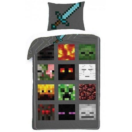 Bavlněné povlečení Minecraft