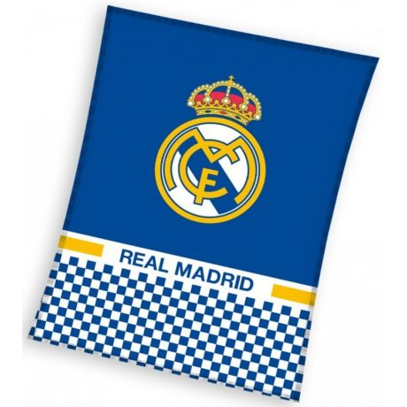 Deka fleece Real Madrid Erb