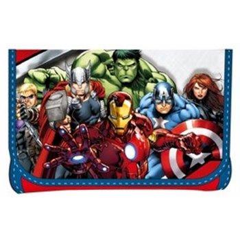Dětská peněženka Avengers - modrá