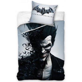 Bavlněné povlečení Batman Arkham Knight - Joker