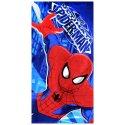 Plážová premium osuška Spiderman