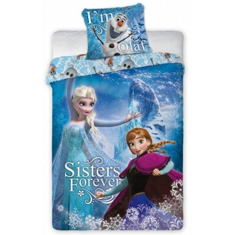 Ložní povlečení Ledové království - Frozen - Sisters Forever