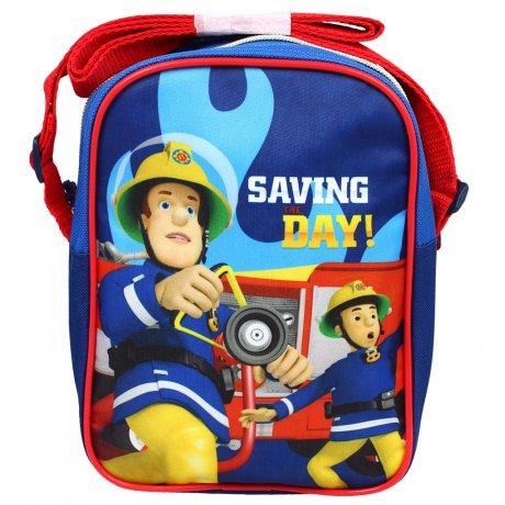 Chlapecká taška přes rameno Požárník Sam - Fireman Sam