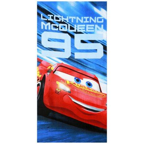 Plážová osuška Auta - Cars - Blesk McQueen 95