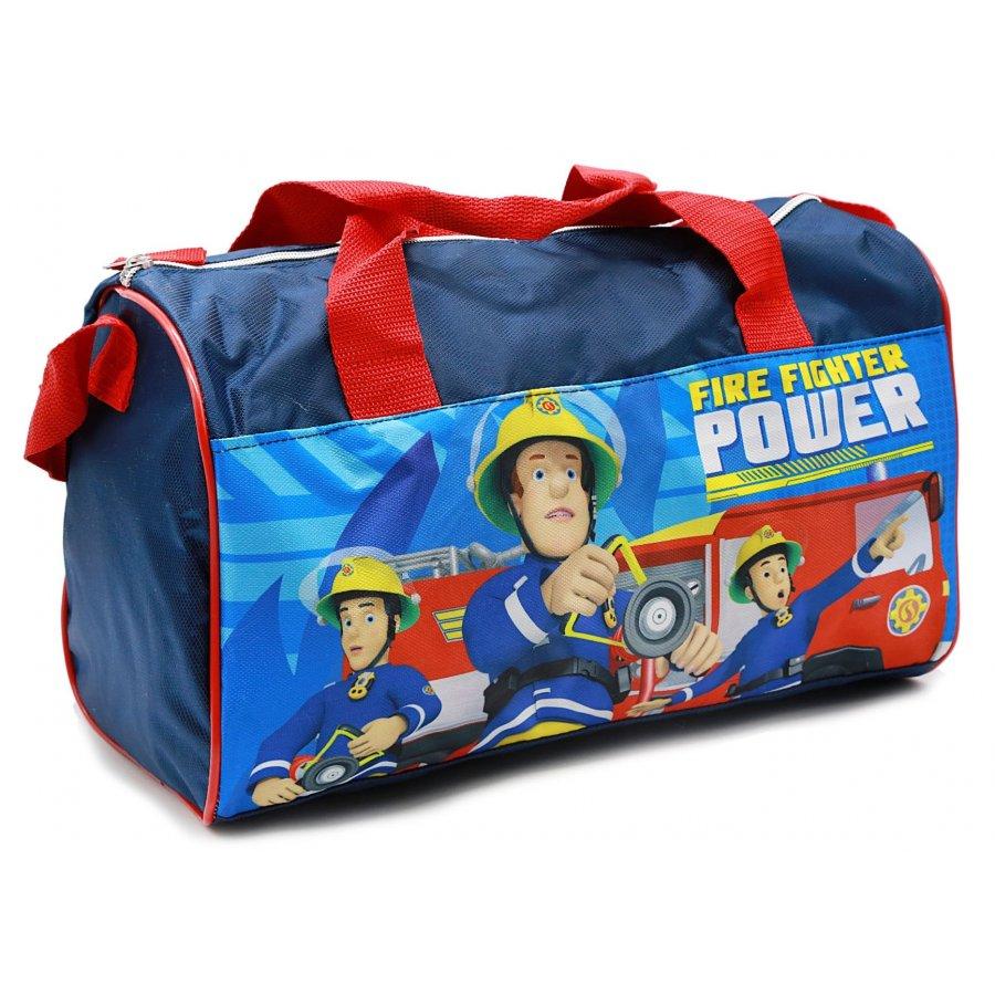 Sportovní taška Požárník Sam - Fireman Sam