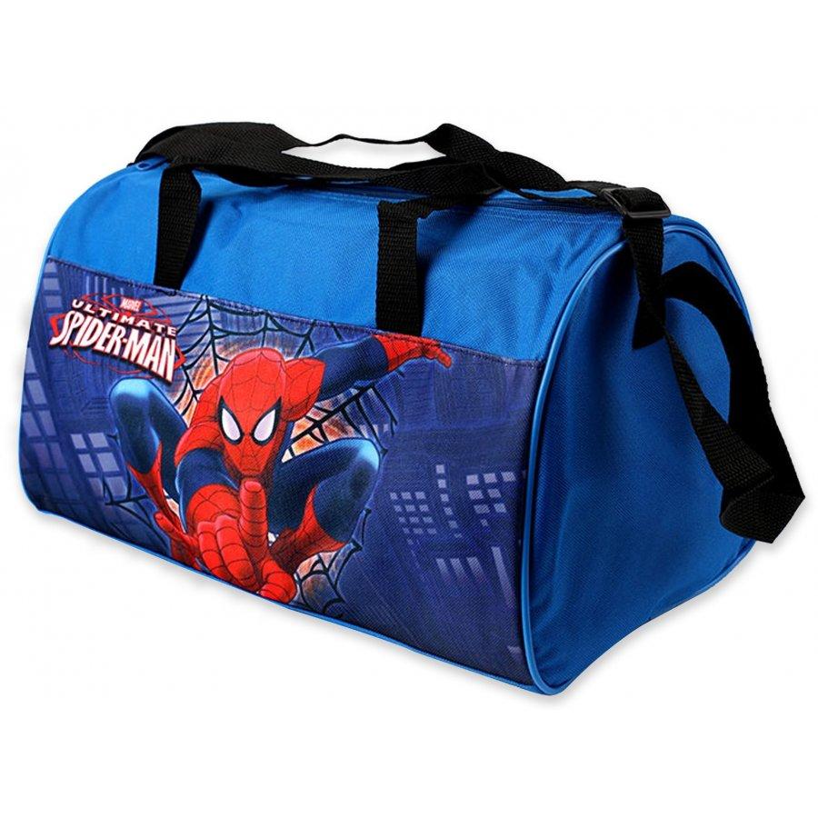 Dětská taška Spiderman - modrá