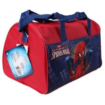 Dětská taška Spiderman - červená