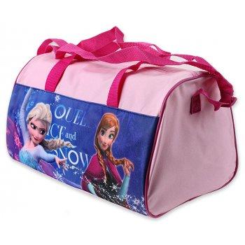 Dětská taška Ledové království - růžová