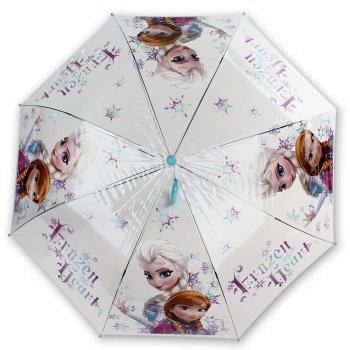 Dětský deštník Ledové království - Anna & Elsa