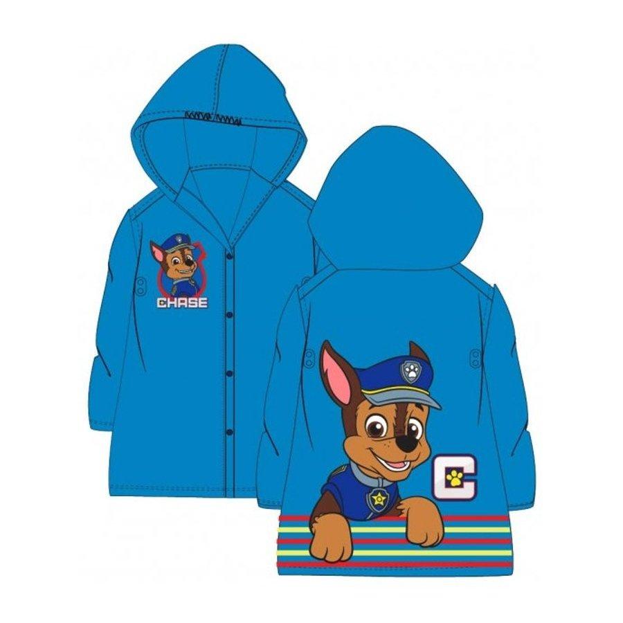 Dětská pláštěnka Tlapková patrola - modrá