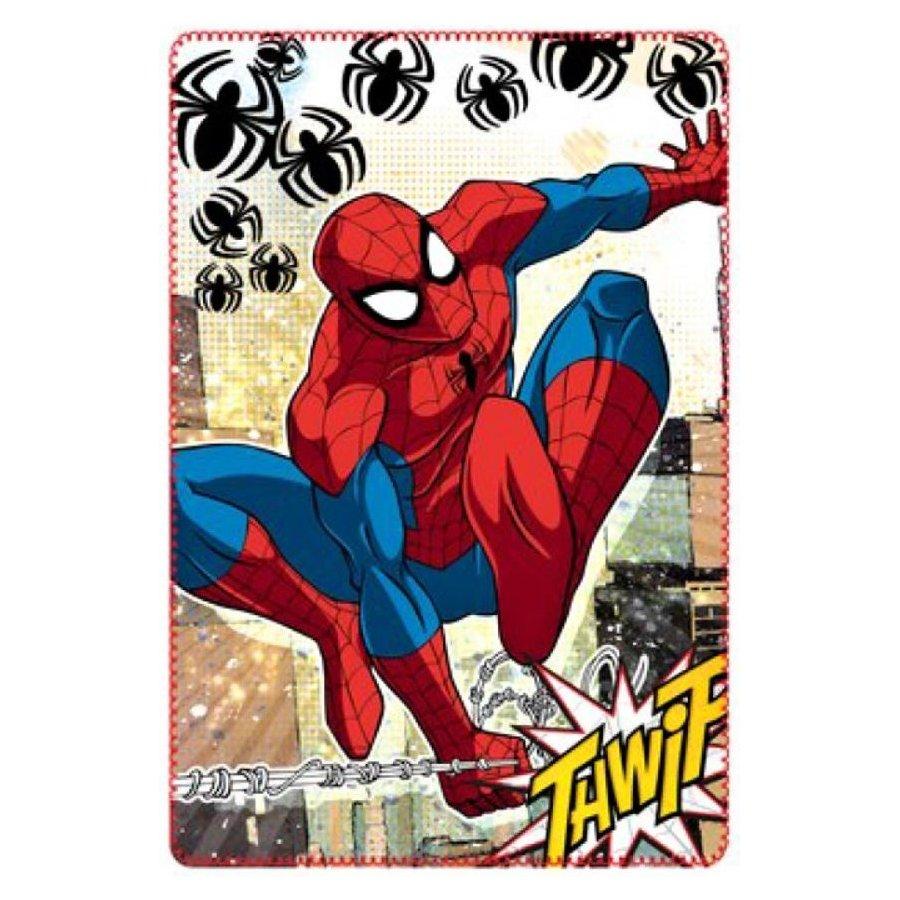 Dětská fleecová deka Spiderman