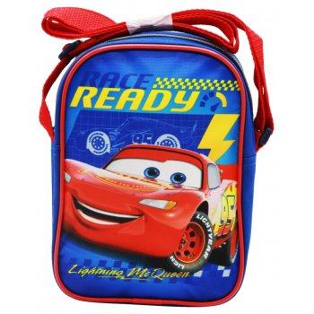 Taška přes rameno Auta - Blesk McQueen - Race ready