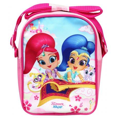 Dievčenská taška cez rameno Shimmer and Shine