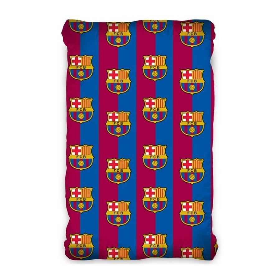Bavlněné prostěradlo FC Barcelona